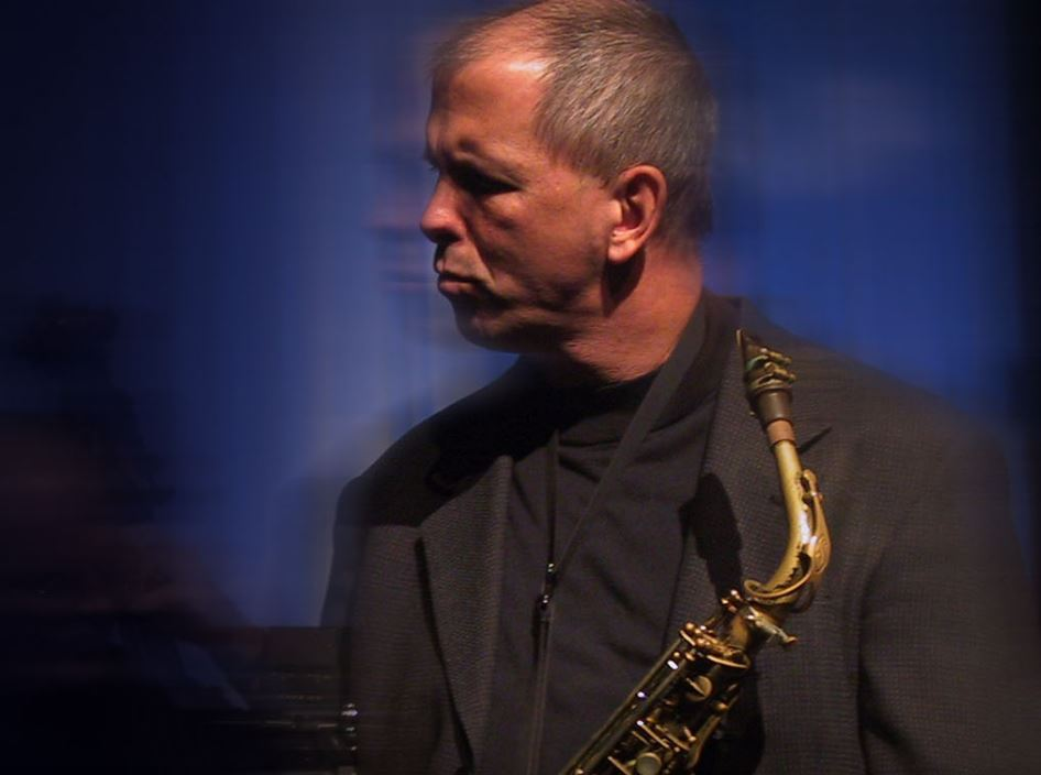 image of saxophonist Dick Oatts