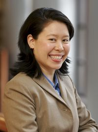 Accounting Professor Rosie Hauck