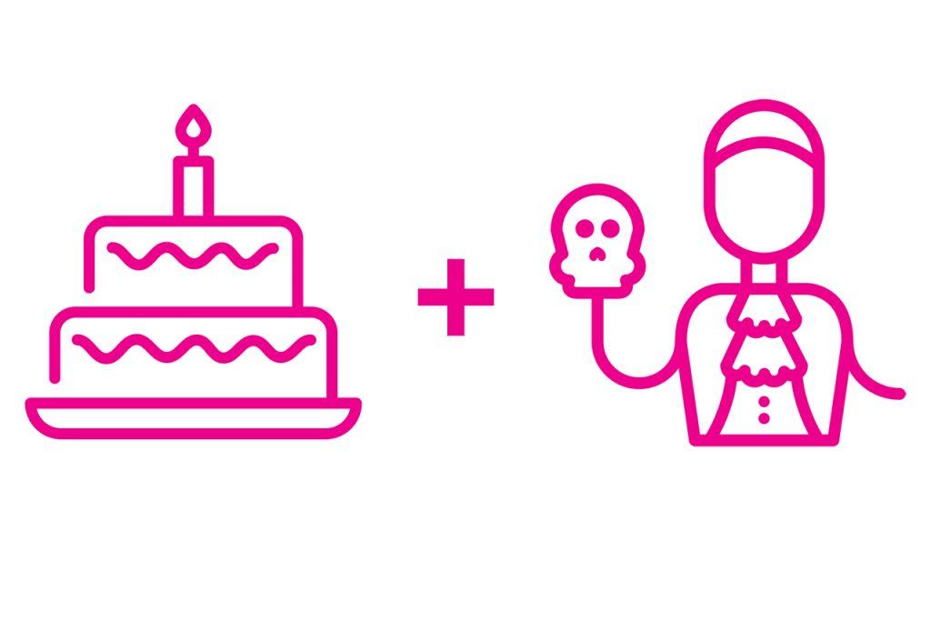 CakeSpeare flyer image