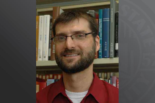 Dallas Long, Ph.D. '16.