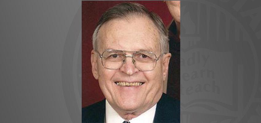 Professor Emeritus Joseph L. French head shot