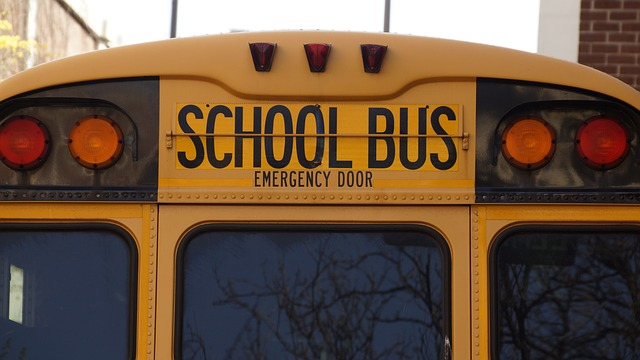 K12 school bus