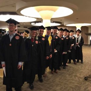 ATK graduates at 2017 commencement