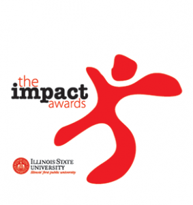 image of the Impact Awards logo