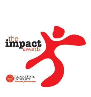 image of the Impact Awards logo