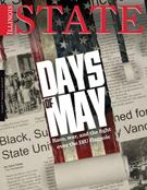 Illinois State Magazine, May 2017.