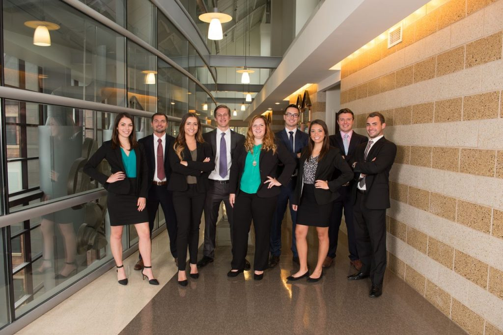 University Professional Sales Scholars