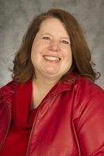 Sue Franzen, Milner Library's Nursing and Health Sciences Librarian
