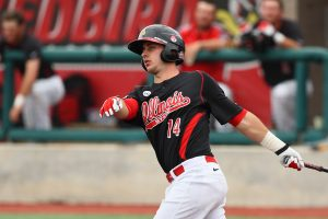Paul DeJong with Illinois State,