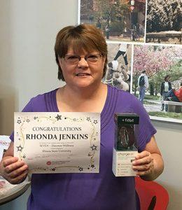 SEVEN Rhonda Jenkins
