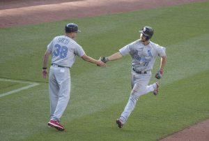 Paul DeJong, Cardinals at Orioles 6/17/17