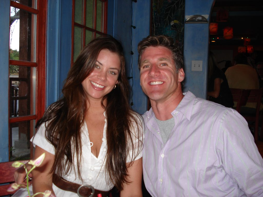 A photo of Brittany Maynard and Dan Diaz