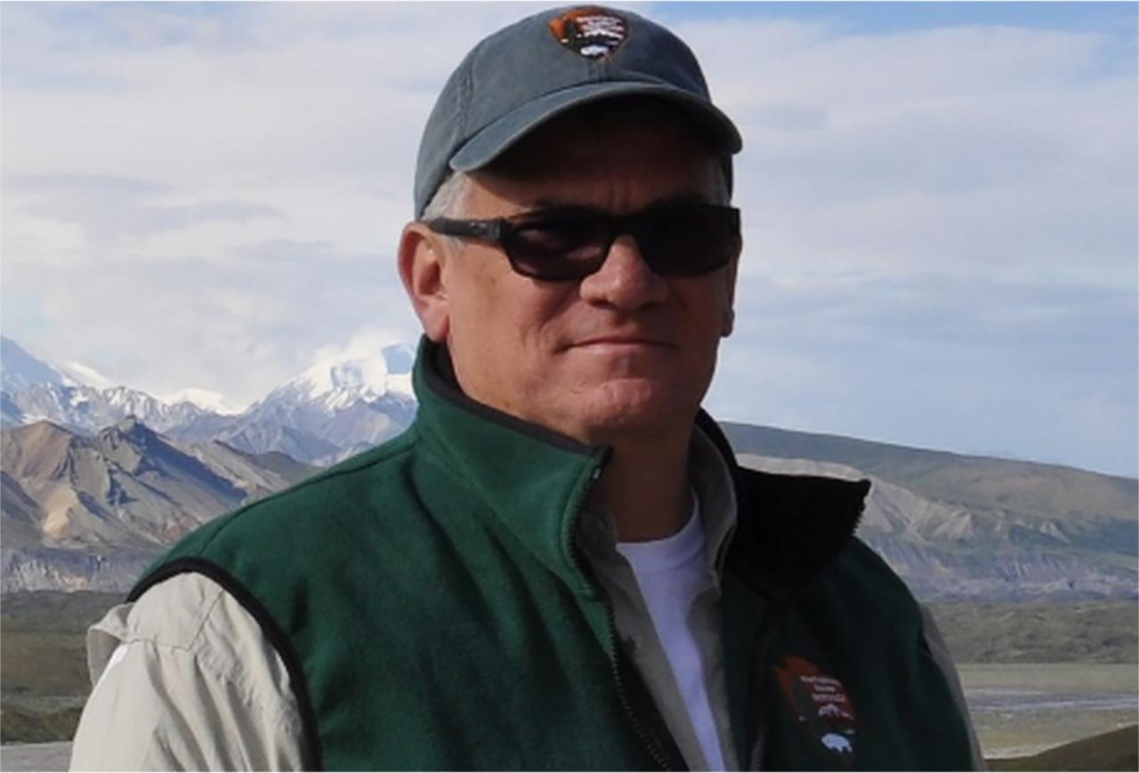image of F. Ed Harvey, Ph.D, the 2017 Birdsall-Dreiss lecturer