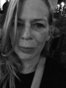 Katrin Paehler smiling