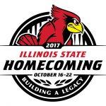 Homecoming 2017 logo