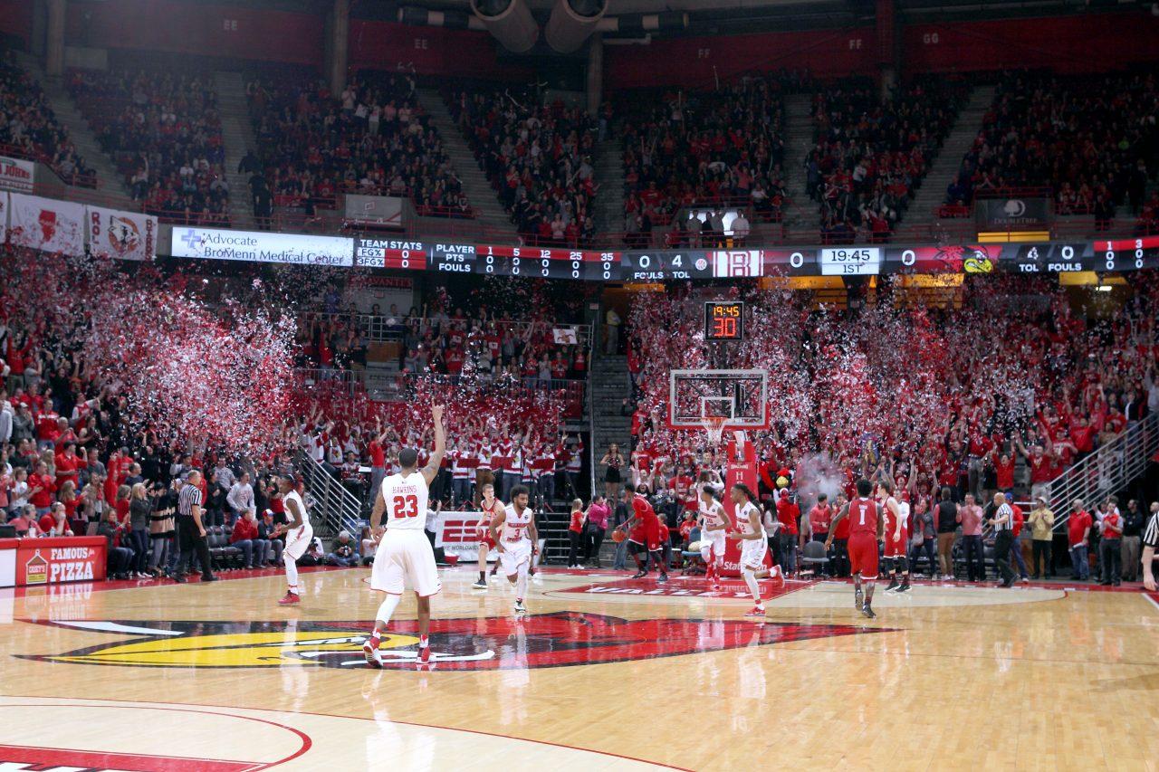 Illinois State University Redbirds basketball