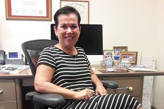 Professor Cheri Simonds, Ph.D.