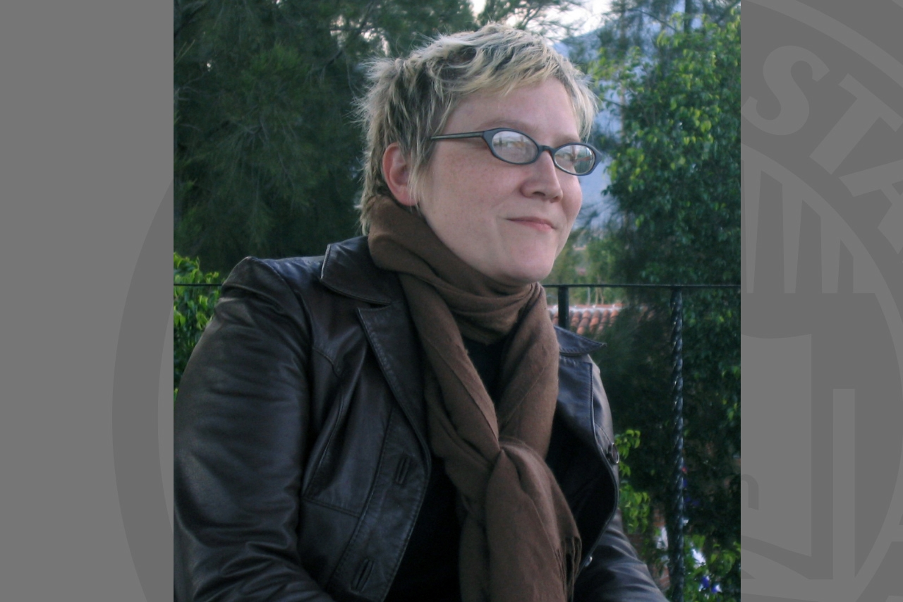 headshot of Livia Stone