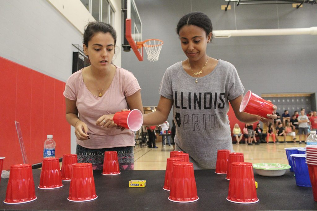 Minute To Win It competition