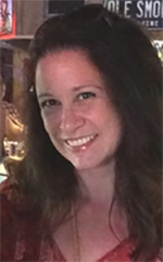 Lori Riverstone-Newell smiling