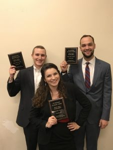 photo of individual award winners