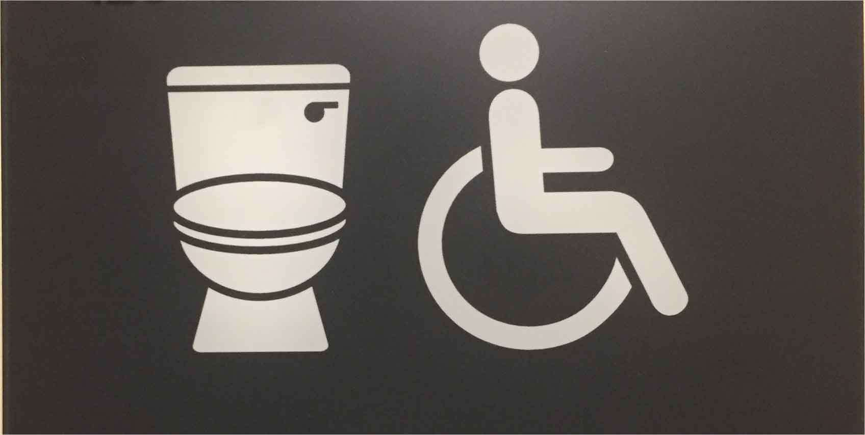image of a toilet and accessible bathroom