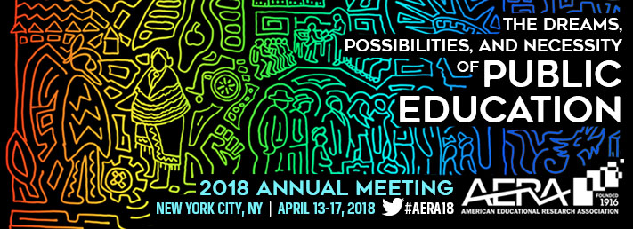 2018 AERA Annual Meeting
