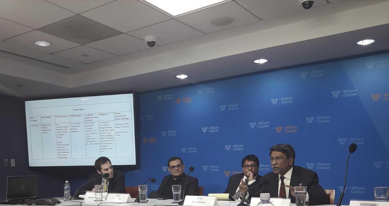 panel presenters