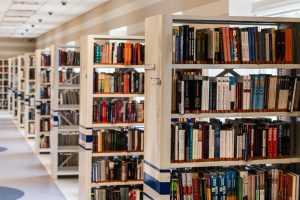 Higher Education library