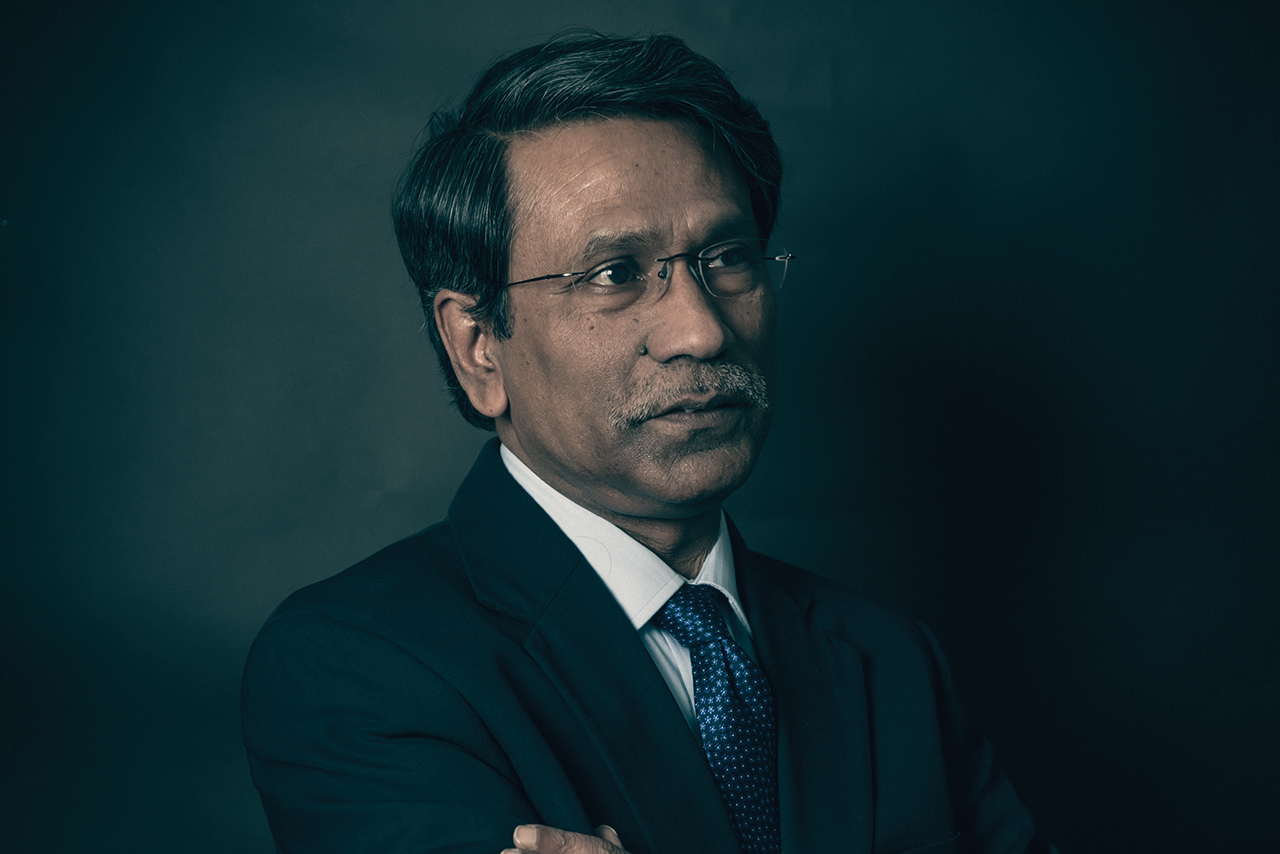Distinguished Professor Ali Riaz