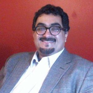headshot of Charles Edamala