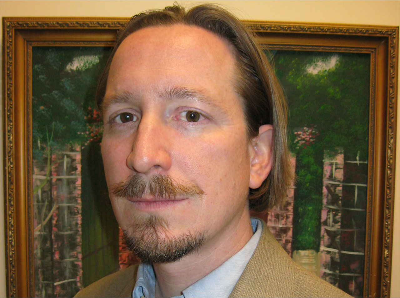 headshot of Aaron Pitluck