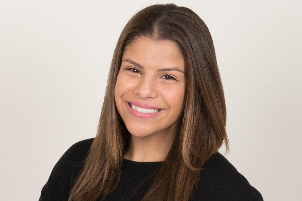 Crystal Rodriguez, deaf education major