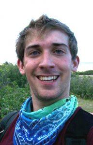 Joel McReynolds headshot