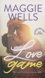 Maggie Wells Love Game book cover