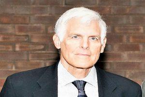 Thomas Eimermann, professor emeritus of politics and government