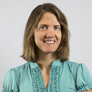 headshot of Associate Professor of Economics Adrienne Ohler