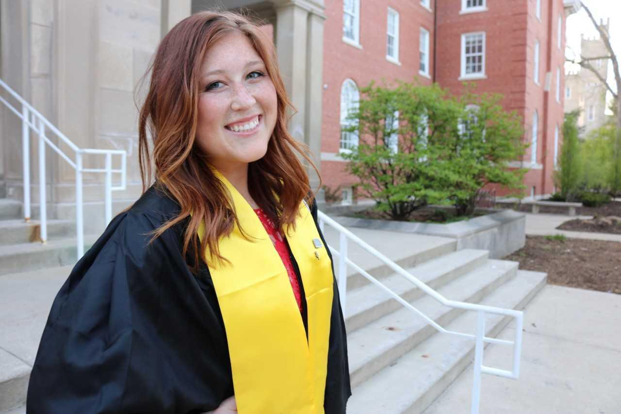 Illinois State student Emma Shores