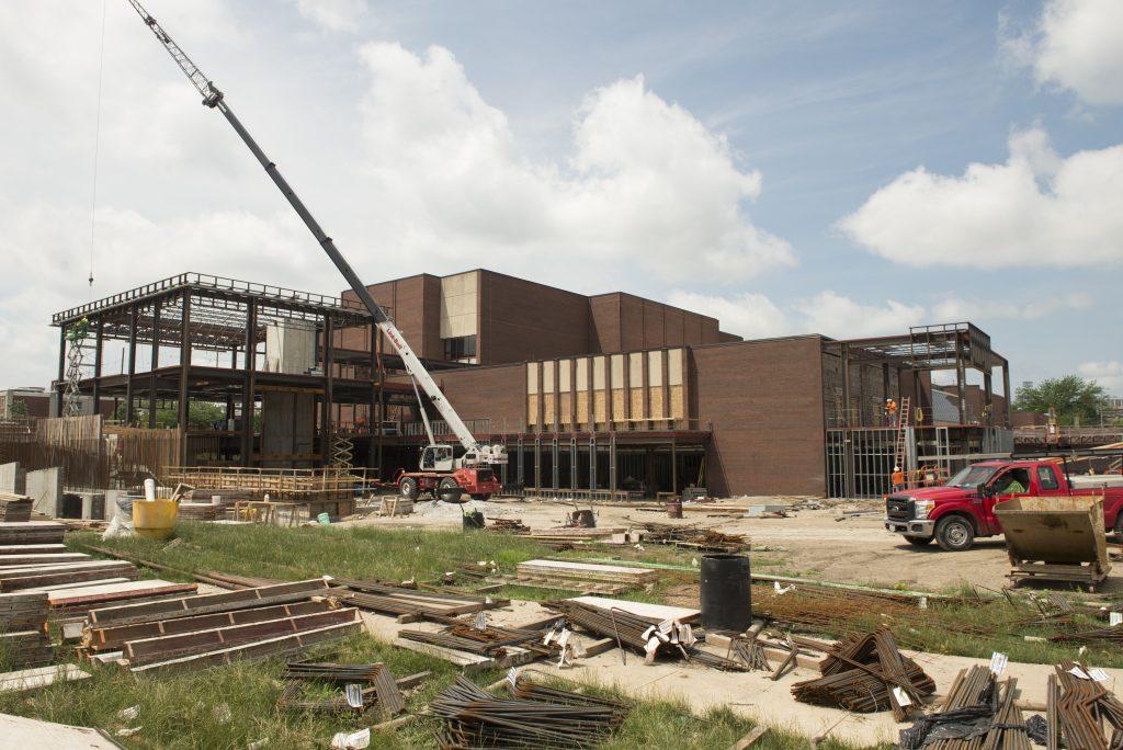 Bone Student Center Renovation updated image.