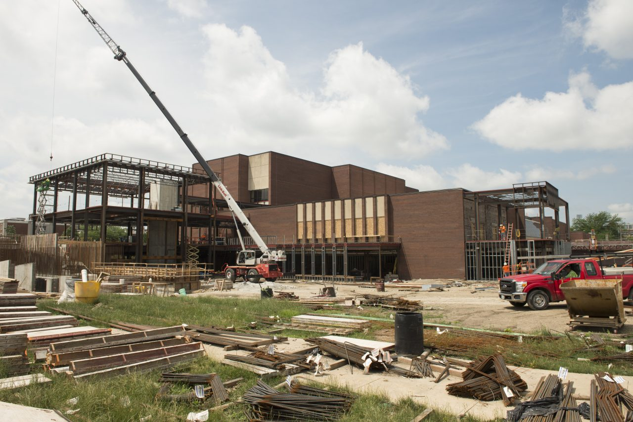 Bone Student Center Renovation updated image.