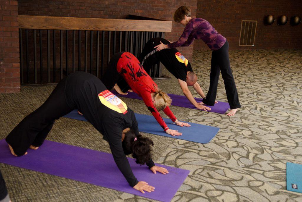 yoga stretch assist