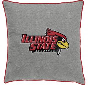 Illinois State Redbirds pillow