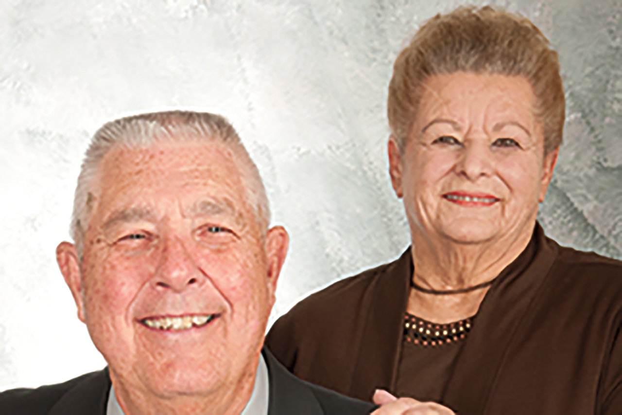 Larry and Patricia (Hunkler) Stagen