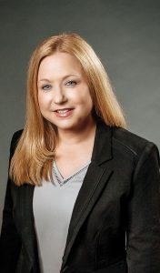 Headshot of Lisa Thompson, of Project Oz