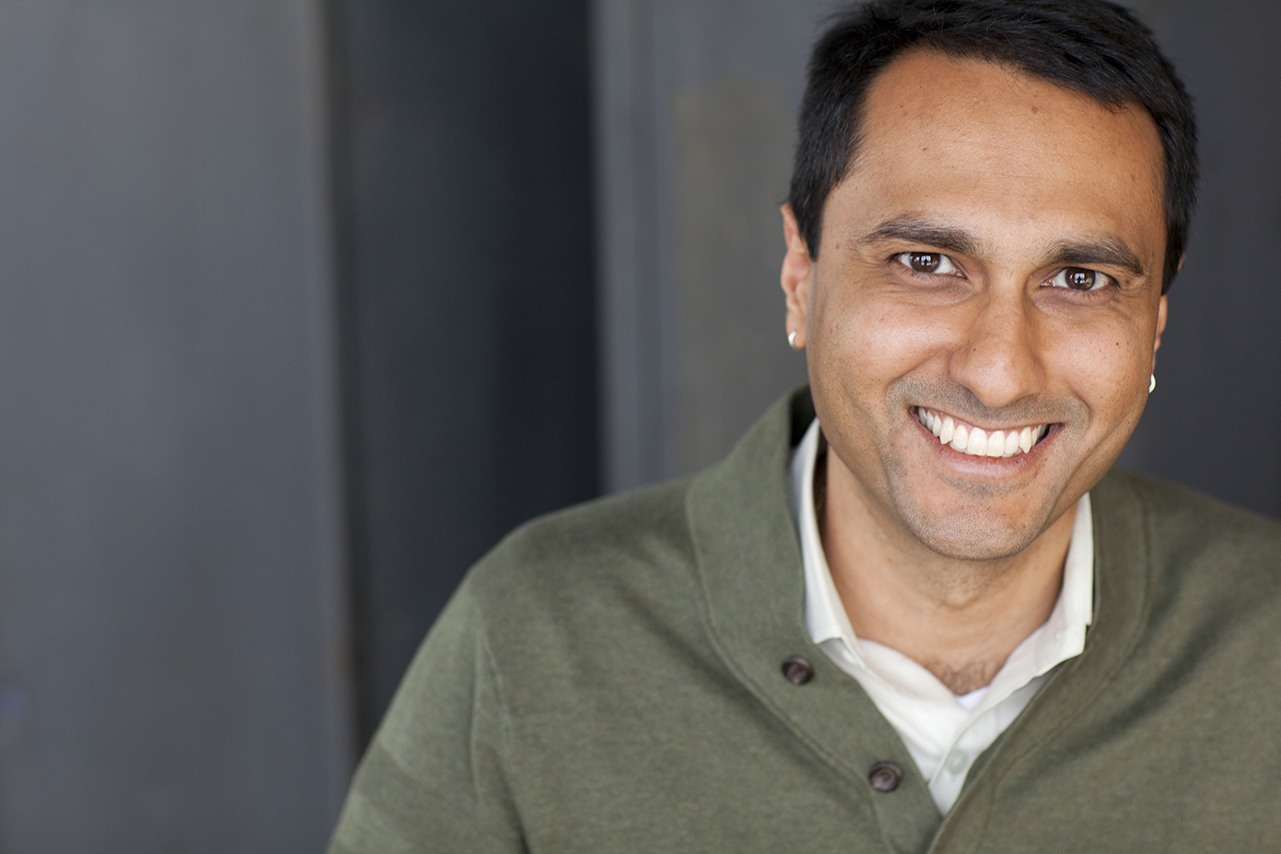 headshot of Eboo Patel