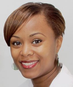 headshot of alumna Rodina Williams, '02 '10