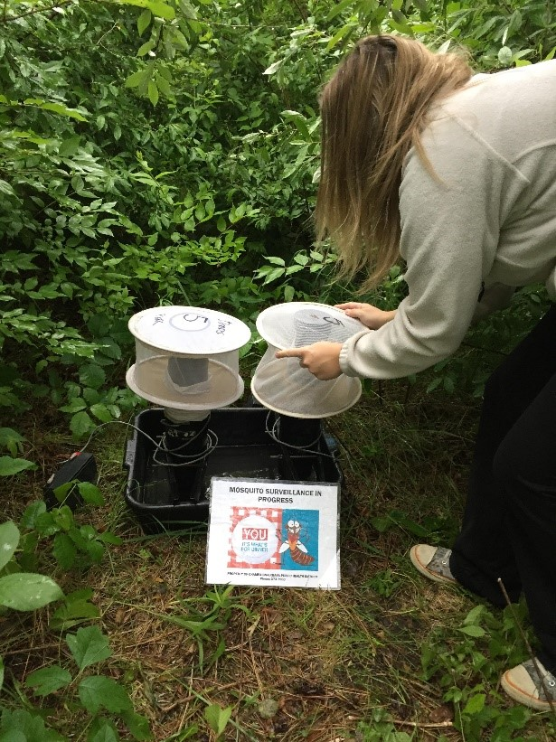 Environmental health alumni provide outstanding internships