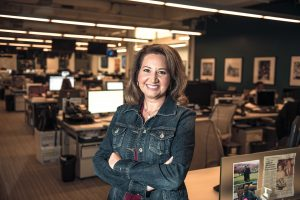 Marlen Garcia has become a voice for immigrants and underdogs since joining the Chicago Sun-Times newsroom.