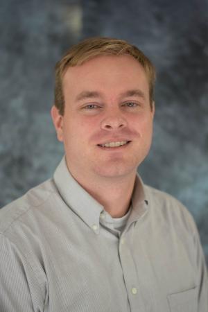headshot of Michael Hendricks