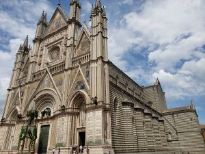 The Orvieto Cathedral